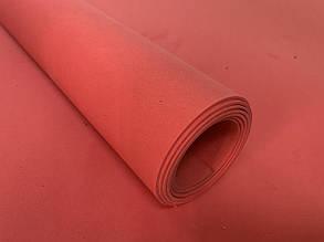 Foam EVA 0075 лист 100*150см (3мм) Красный
