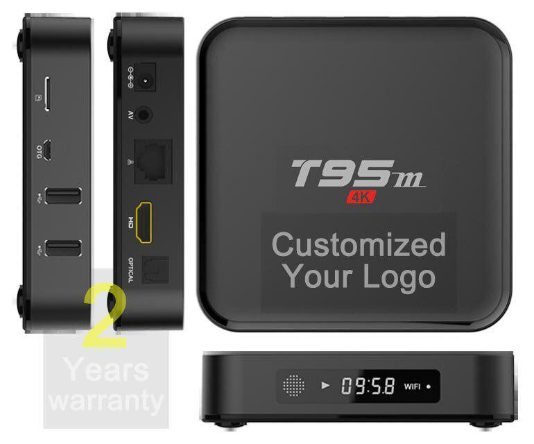 Smart Box Смарт Бокс приставка T95N 2GB/8GB! Акция   ТОЙС