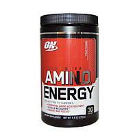Аминокислота для спорта Optimum Nutrition Essential Amino Energy 270 г Fruit Fusion