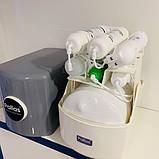 Система обратного осмоса Pallas Enjoy Smart RO-6 с минерализатором и защитой от протечек, фото 2