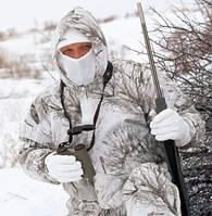Камуфляжный костюм на зиму: основные функции