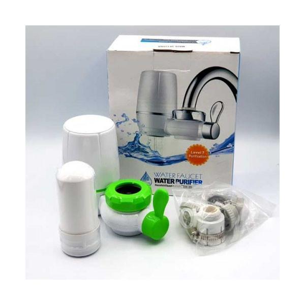 Фильтр водоочиститель для воды Water Faucet Water Purifier ZSW-010A проточный, Водоочиститель на кран   ТОЙС