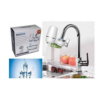 Фильтр водоочиститель для воды Water Faucet Water Purifier ZSW-010A проточный, Водоочиститель на кран   ТОЙС, фото 2