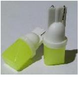 Светодиодная лампочка t10 12v 3d cob