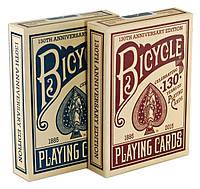 Карты игральные | Bicycle 130th Anniversary