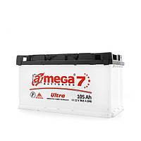 Аккумулятор автомобильный A-mega 6СТ-105 Аз Ultra