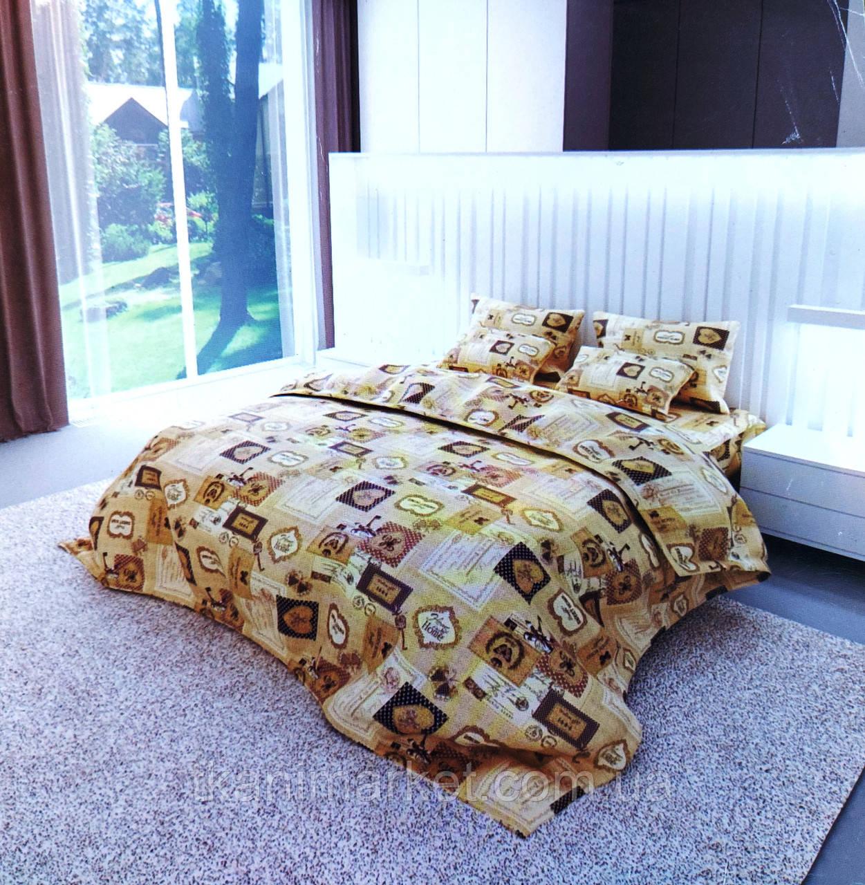 Бязь Gold люкс GL6 постільна тканина Пакистан