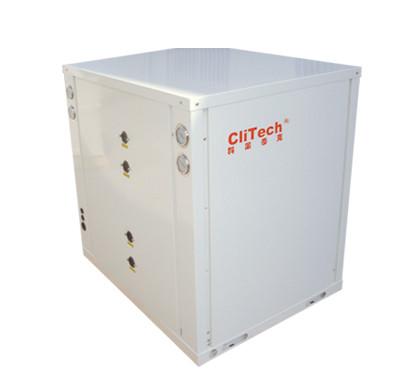 Тепловой насос Clitech 18 кВт грунт-вода для отопления/ охлаждения, ГВС