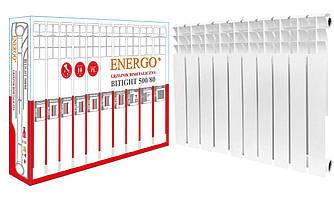 Радіатор біметалічний секційний ENERGO BITIGHT 500/80 (кратно 10)