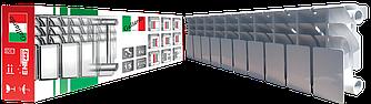 Радіатор біметалічний секційний GALLARDO BISMALL 200/96 (кратно 10)