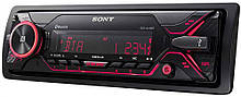 Автомагнитола Sony DSX-A416BT 1-DIN 4x55 Вт