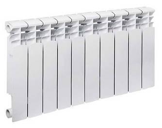 Радіатор алюмінієвий секційний CRYSTAL 350/80