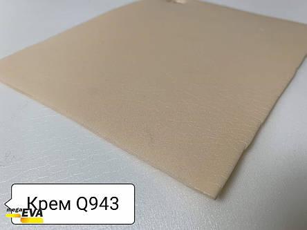 Цветной полиэтилен Lanor ппэ 3002 для декора 2 мм Кремовый (Q943), фото 2