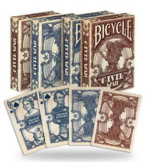 Карты Игральные | Bicycle Civil War, фото 2