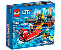 Lego City Пожежна охорона: стартовий набір