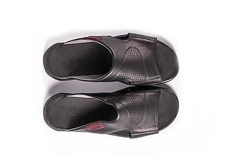 Шлепанцы ІКОС черные - 41 размер