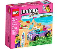 Lego Juniors Відпочинок на пляжі