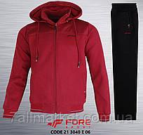 """Спортивный мужской костюм на флисе FORE размеры M-3XL (5цв) """"REMAIN"""" купить недорого от прямого поставщика"""
