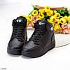 Повседневные черные спортивные женские ботинки кроссовки в ассортименте, фото 4