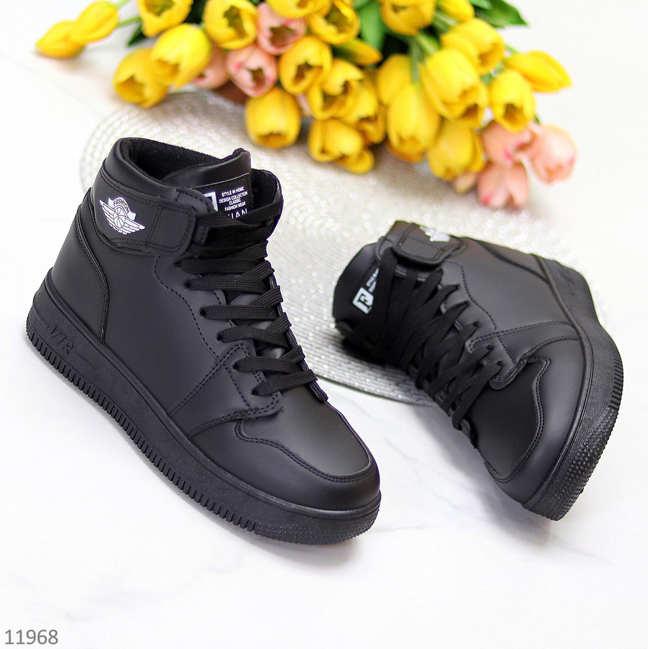 Повседневные черные спортивные женские ботинки кроссовки в ассортименте