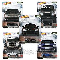 Колекційні моделі Hot Wheels Furios Fleet