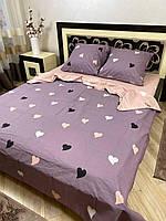 """Хлопковое постельное белье из ткани бязь расцветки """"Летняя романтика"""", фото 1"""