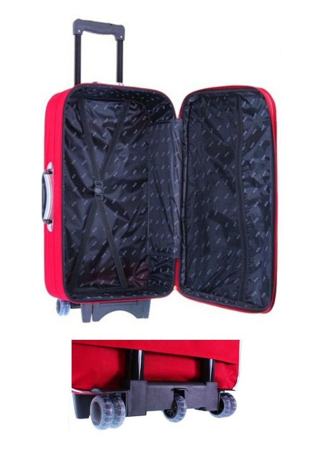 Чемодан сумка RGL 773. Большой размер