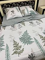 """Хлопковое постельное белье из ткани бязь расцветки """"Адиантум"""""""