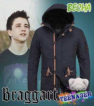 Детские куртки парки для мальчиков купить, фото 2