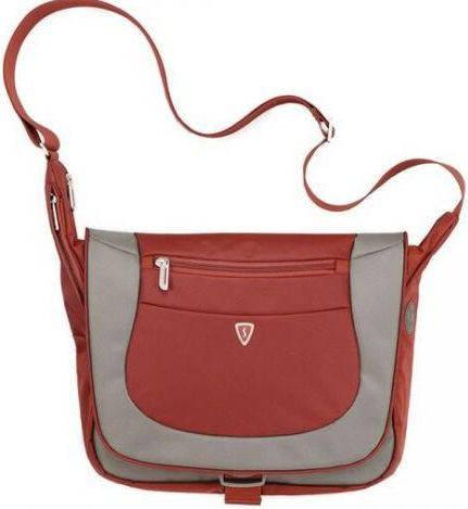 Женская городская сумка Sumdex PJA-642PR красный