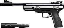 Пістолет пневматичний Benjamin Trail NP pistol
