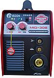Напівавтомат зварювальний Edon MIG-308 (+MMA), фото 2