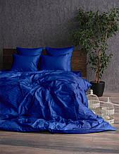 Комплект постельного белья Сатин Stripe ELECTRIC 1/1см (Полуторный)