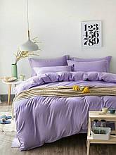 Комплект постельного белья Сатин Stripe LAVENDER 1/1см (Полуторный)