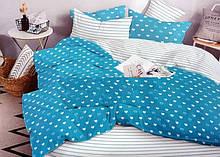 Комплект постельного белья ТЕП семейный 286 Cute Hearts, 70x70