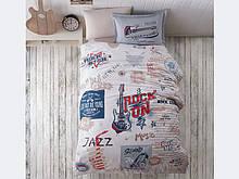 Постельное белье CLASY ранфорс 160x220 см FREEDOM V1 BEJ