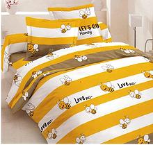 Комплект постельного белья ТЕПподростковый 351 Honey, 50x70