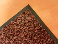 Грязезащитные ворсовые ковры «Париж» коричневый, фото 1