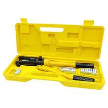 Гідравлічна обтиск (прес-кліщі) YQK-240 (16-240 мм2) для наконечників і гільз СТАНДАРТ HCRT0240