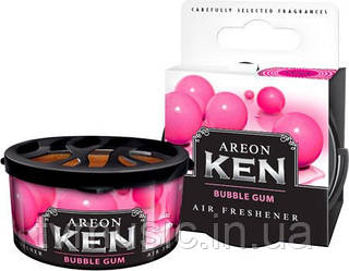 Освежитель воздуха Areon KEN Bubble Gum