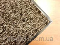 Грязезащитный коврик на резиновой основе  «Париж» (бежевый)