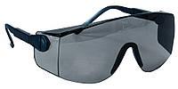 Очки защитные моноблочные затемненные VRILUX