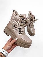 Зимові черевики під штани жіночі, фото 1
