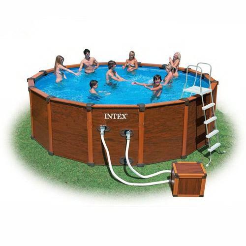 Бассейны каркасные INTEX