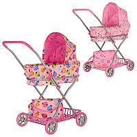 Прогулочная детская коляска для кукол Melogo 9325 HN