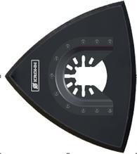 Полотно пильное на Реноватор Шлифовальная тарелка Delta, размер: 93 мм