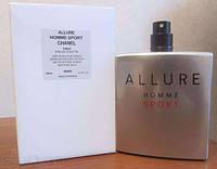 Тестер Chanel Allure Homme Sport