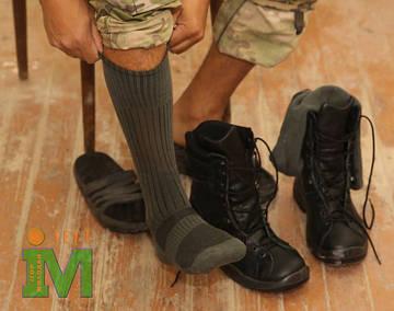 Тестирование треккинговых носков независимым экспертом Игорем Молоданом