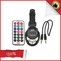 FM-трансмиттер для автомобиля KD-200, FM-модулятор, трансмиттер для авто, автомобильный плеер для музыки Int, фото 2