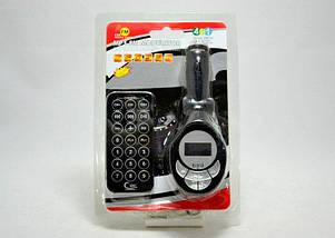 FM-трансмиттер для автомобиля KD-200, FM-модулятор, трансмиттер для авто, автомобильный плеер для музыки Int, фото 3